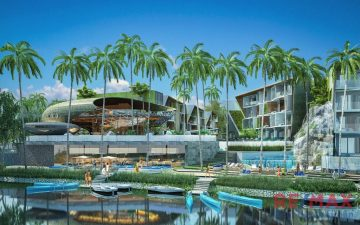 Wyndham Grand Nai Harn Beach Hotel and Residence Development