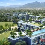 Modern Condominium Overlooking Golf Course in Laguna