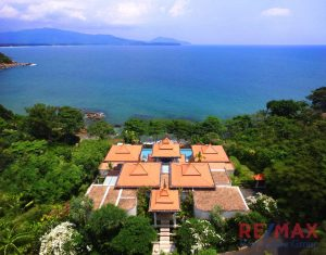 Ocean Front Villa with True 5 Star Facilities in Nai Thon