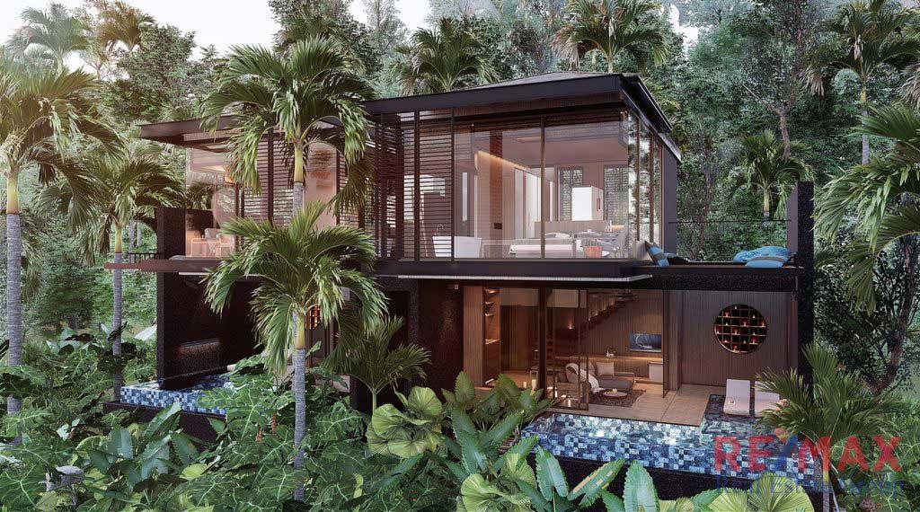 Condo License Villa Development for Sale in Layan, Phuket