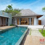 MODERN BALINESE STYLE POOL VILLA FOR SALE