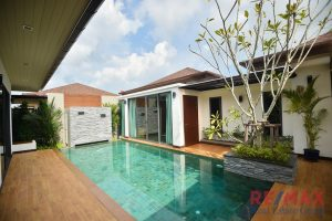 Modern 3 Bed Pool Villa for Rent in Choeng Thale, Phuket