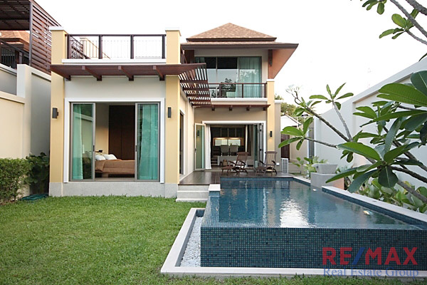 3 Bedroom Pool Villa Project for Sale in Thalang, Phuket