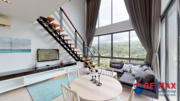 Icon A41 - 2 Bedroom Duplex Mountain View Apartment for Rent in Kamala