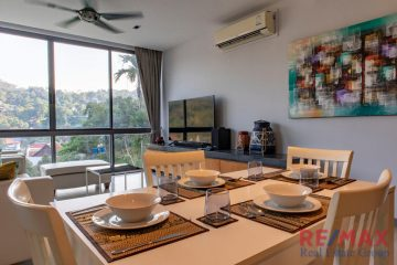Icon B12 - Mountain View 1 Bedroom Apartment for Rent in Kamala