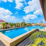 3 bedroom penthouse private pool close to Laguna