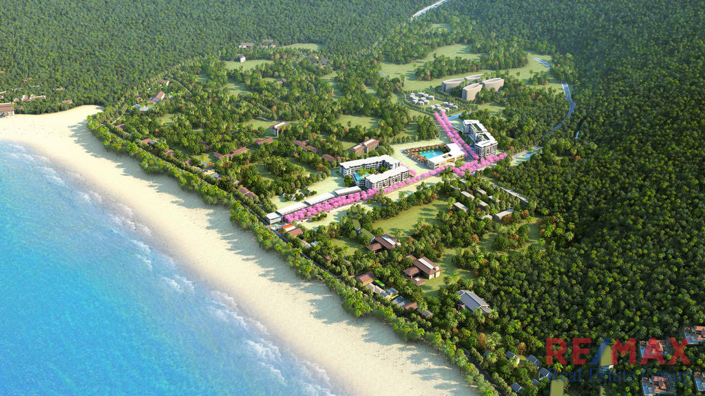 Beach Front Development for Sale in Nai Thon, Thalang, Phuket