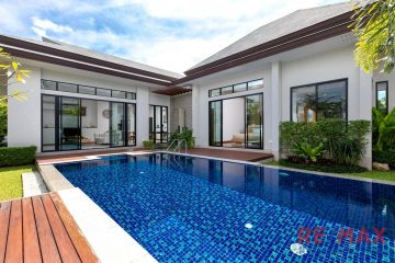 3 Bedroom Pool Villa Development for Sale in Layan, Phuket
