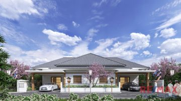 Japanese Style Residential Villa for Sale in Thalang, Phuket