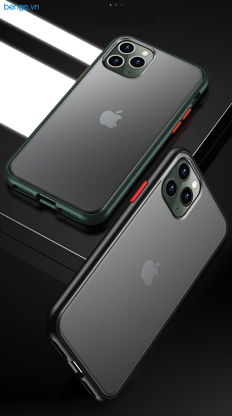 Ốp lưng iPhone 11 Pro IPAKY Ultra Hybrid