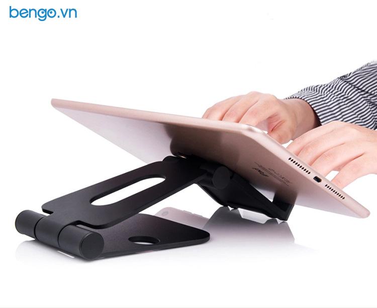 Giá đỡ điện thoại, tablet nhôm LARICARE