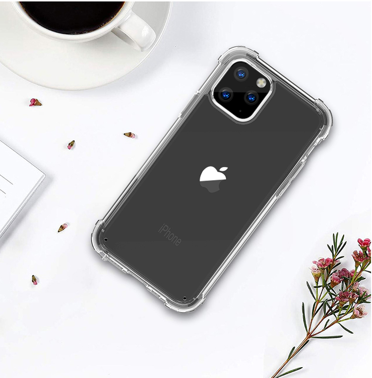 Ốp lưng iPhone 11 Pro IPAKY Crystal Hybrid