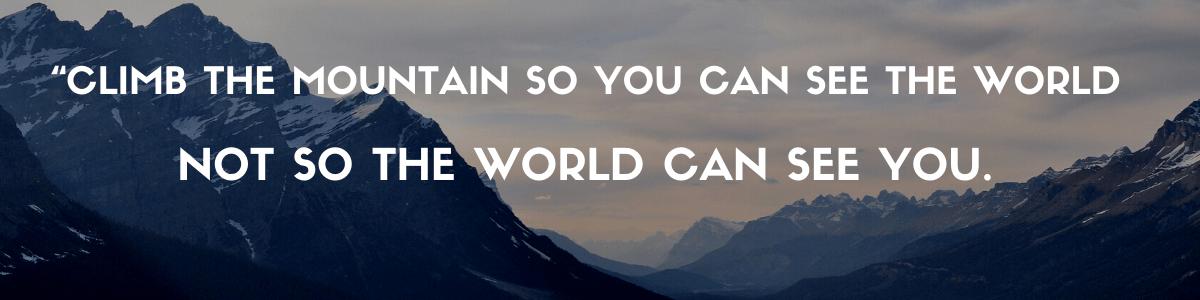 Inspiring/motivational travel quotes 2