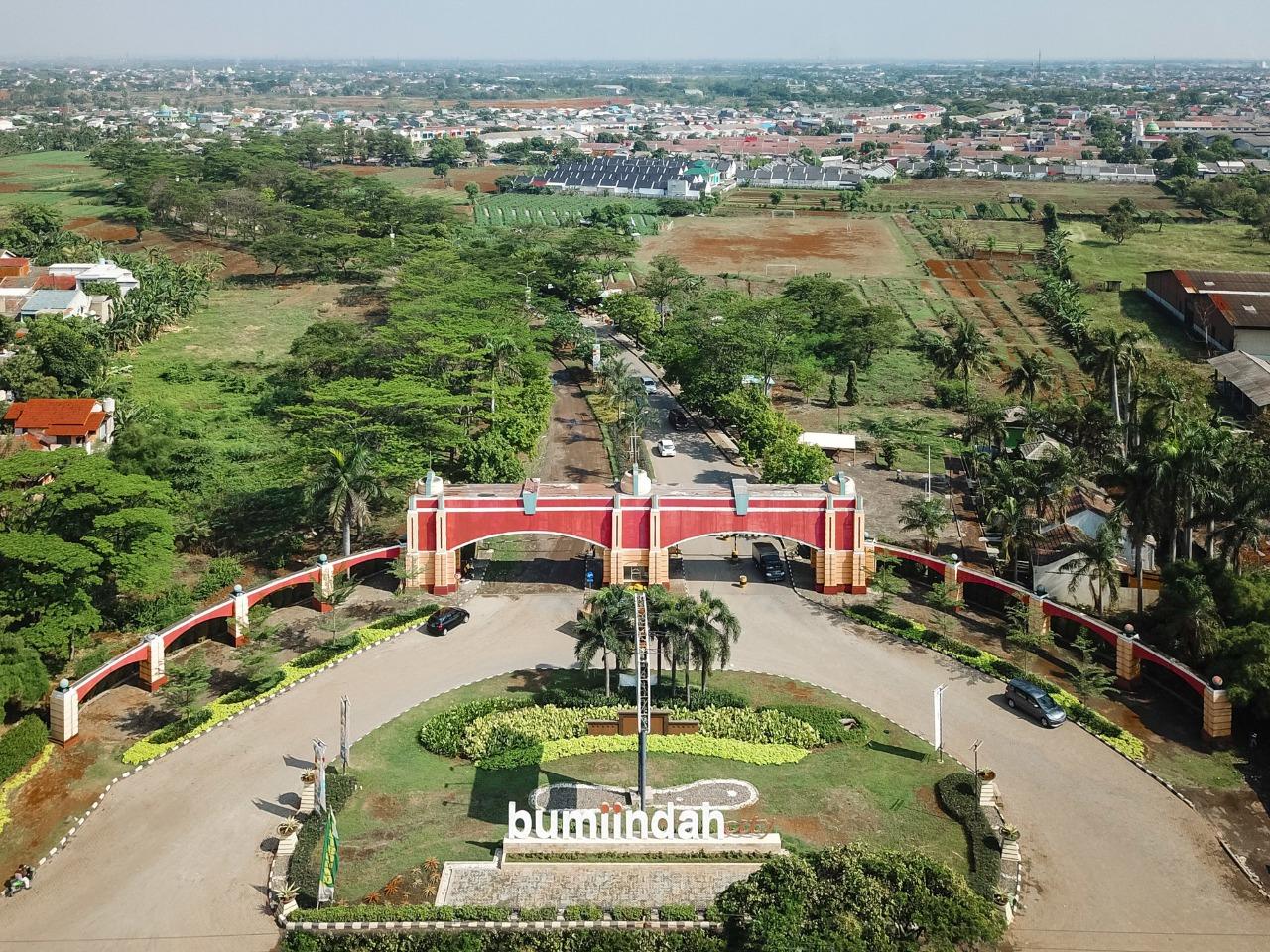 Bumi Indah City Aerial 1