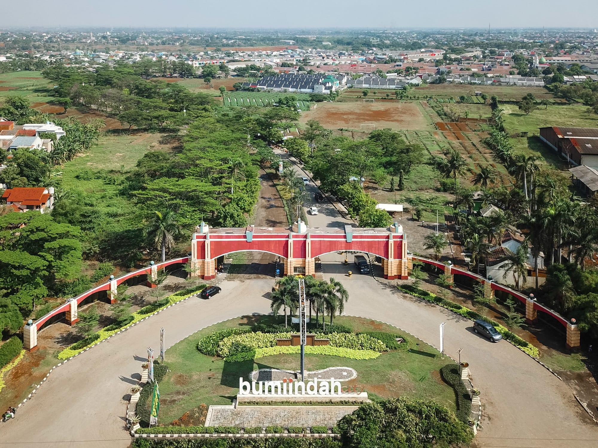 Bumi Indah City Aerial 4