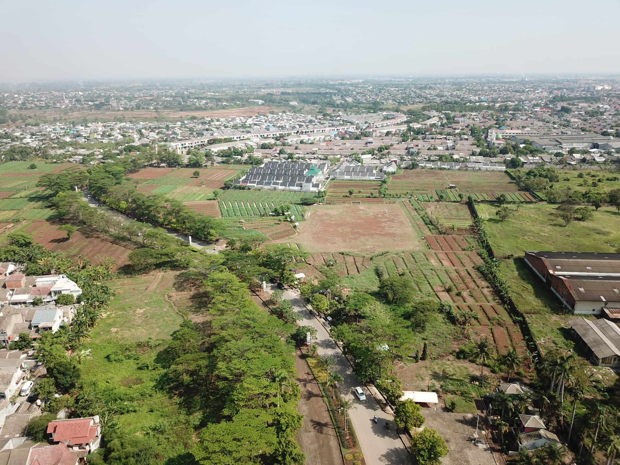 Bumi Indah City Aerial 2