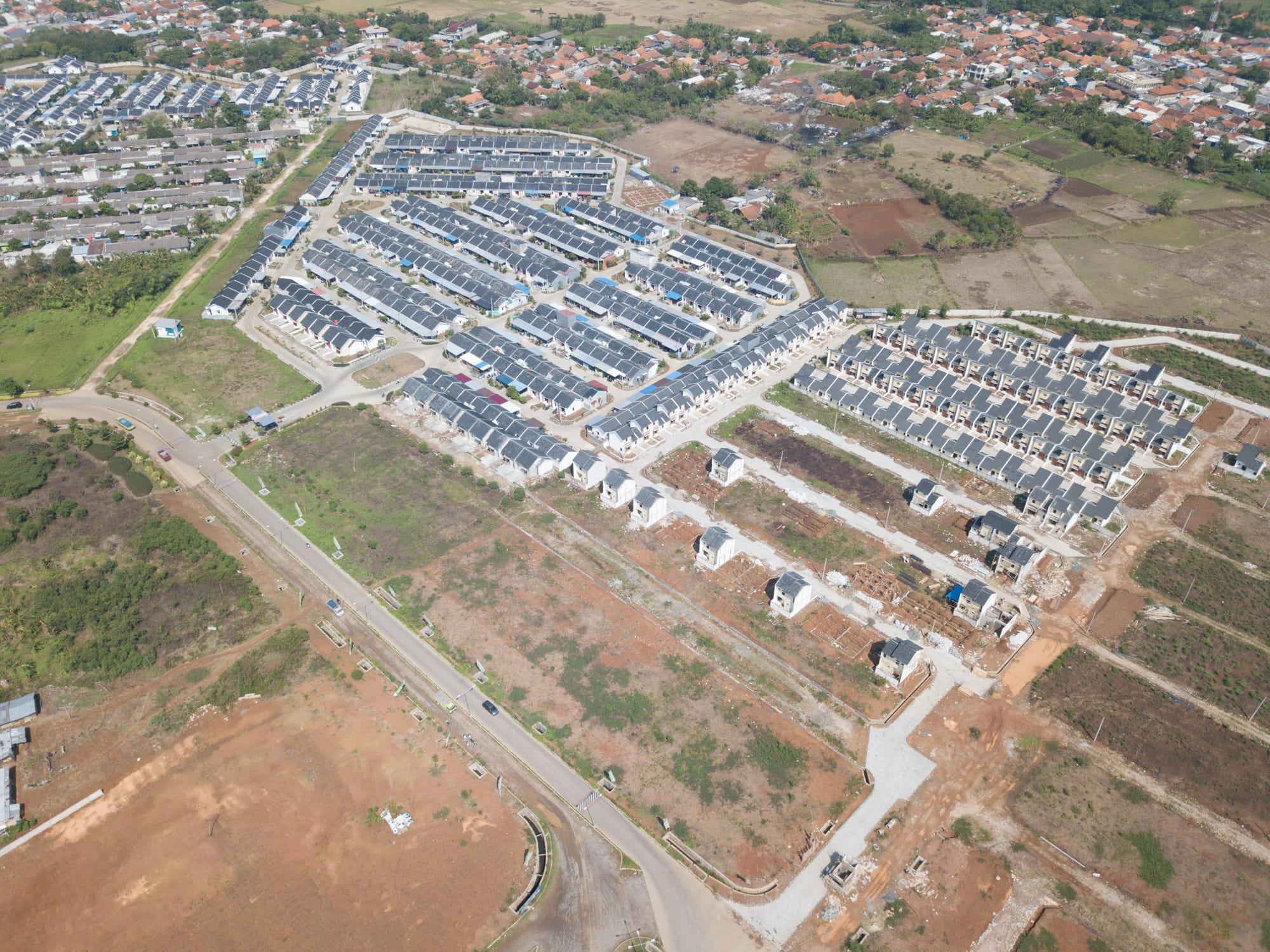 Bumi Indah City Aerial 10