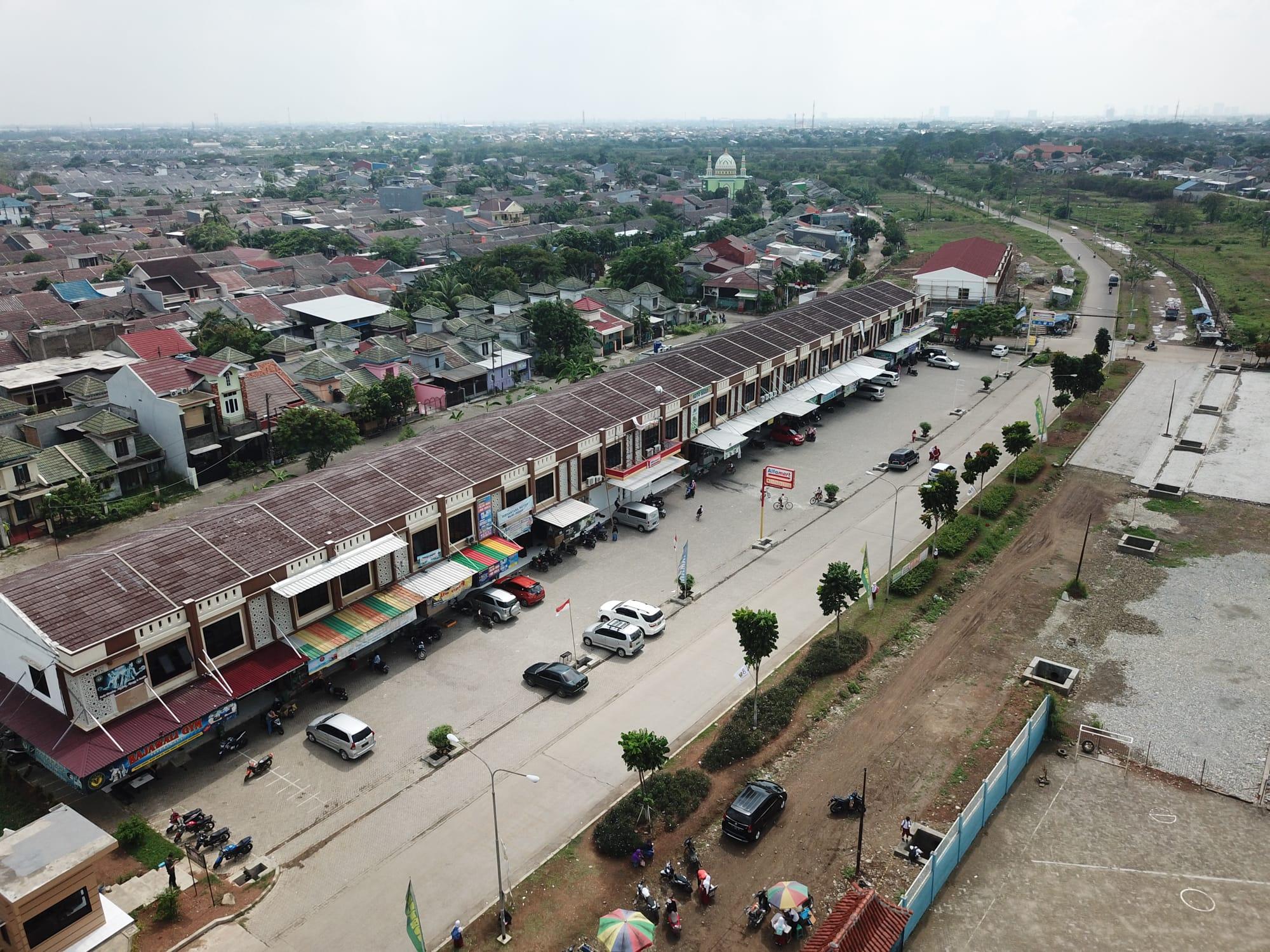 Bumi Indah City Aerial 3