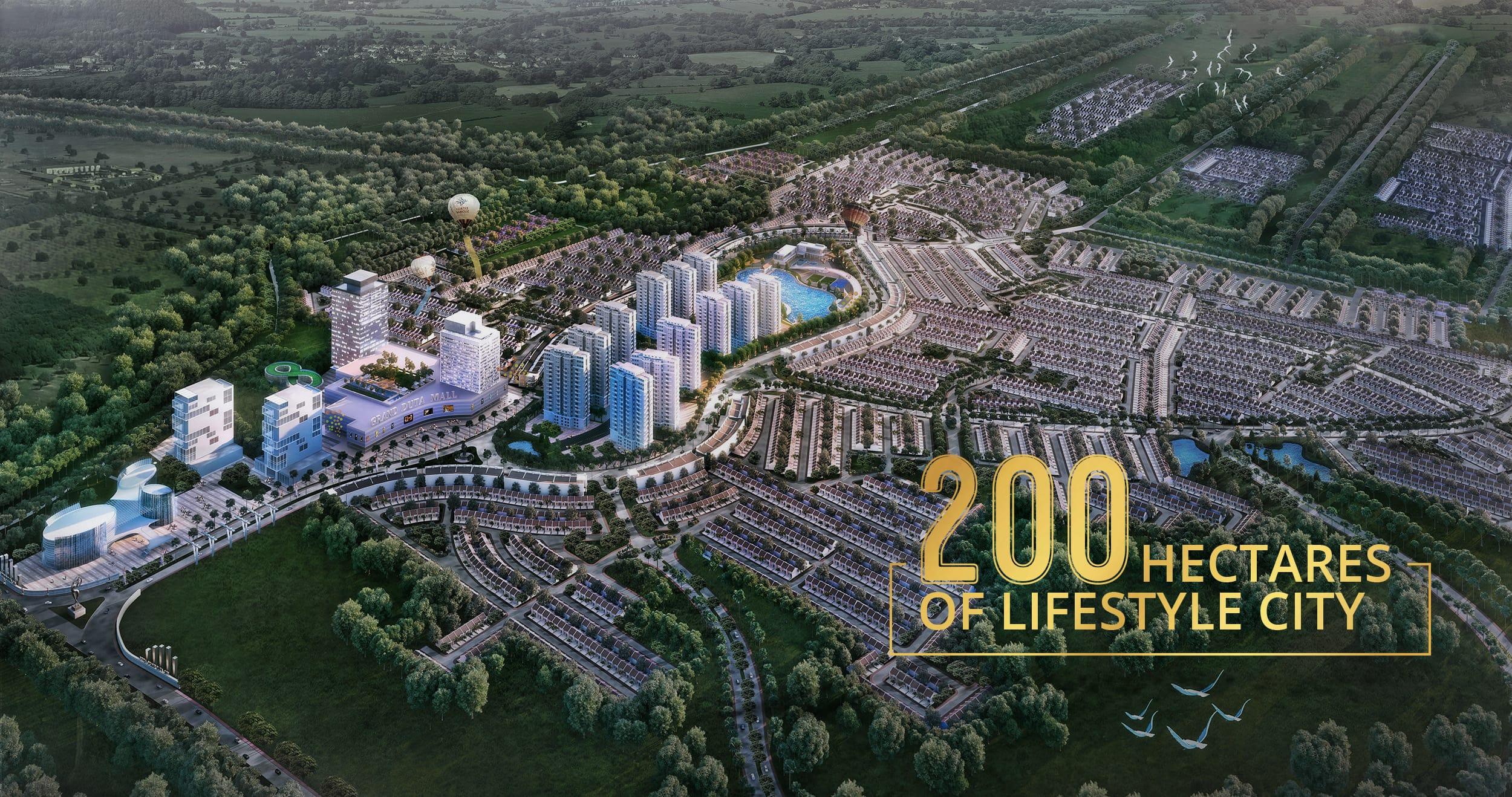 Grand Duta City
