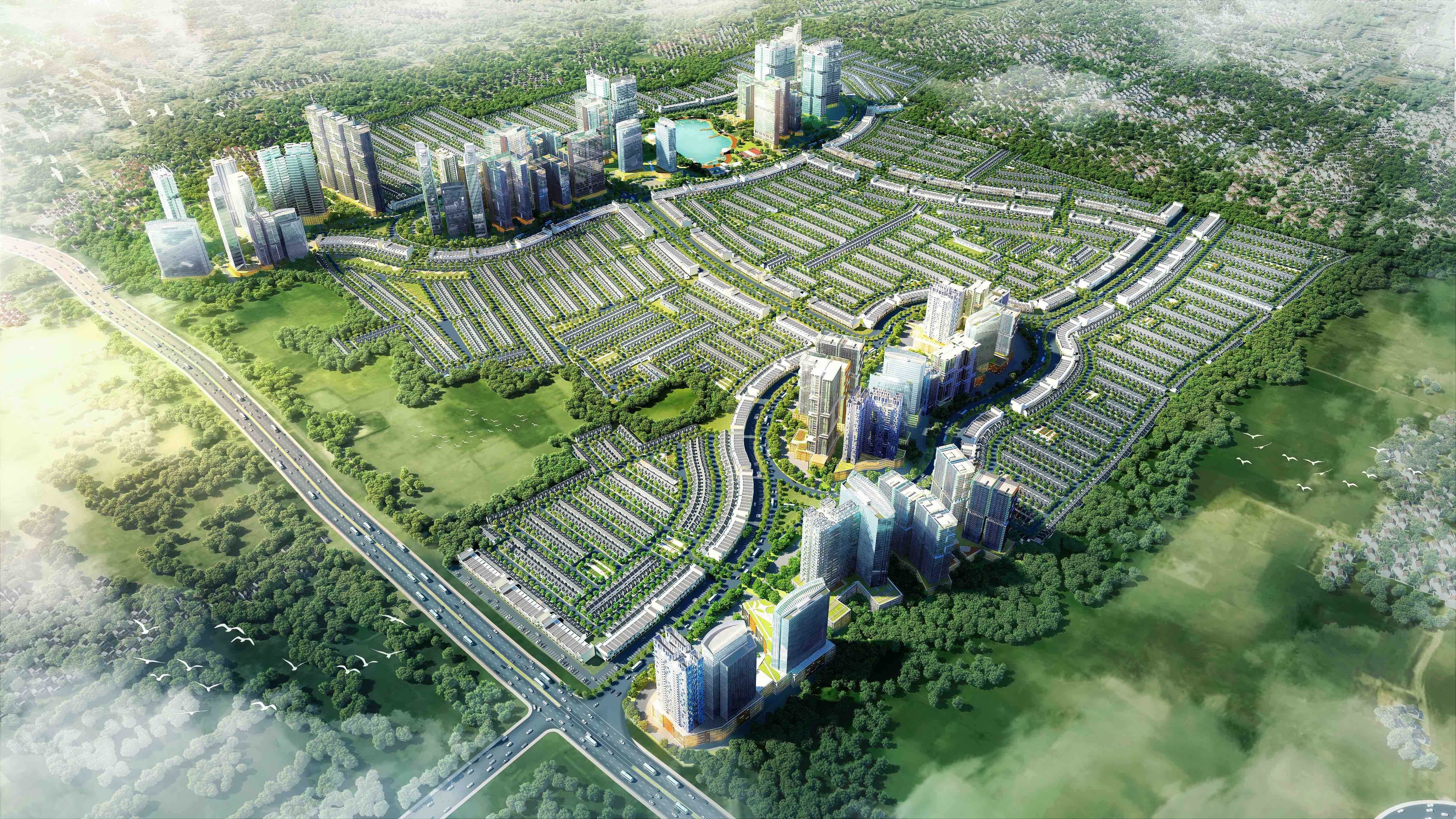 Grand Duta City Siteplan