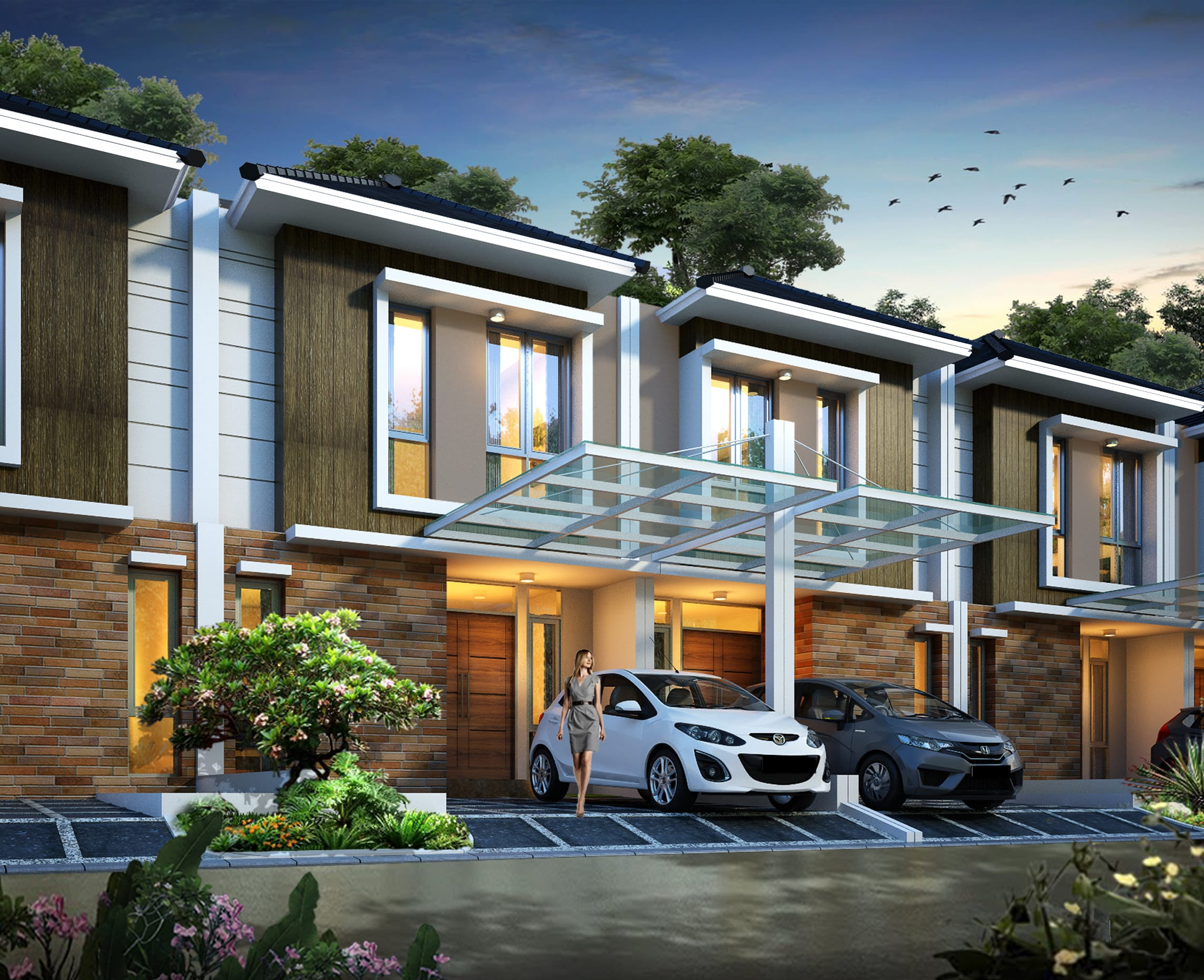Grand Duta City Unit TIPE 69 BROOKLYN dpm-69-standar-canopy