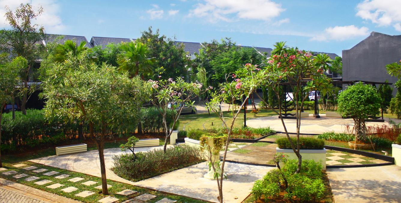 Fasilitas di Jatiasih Central City