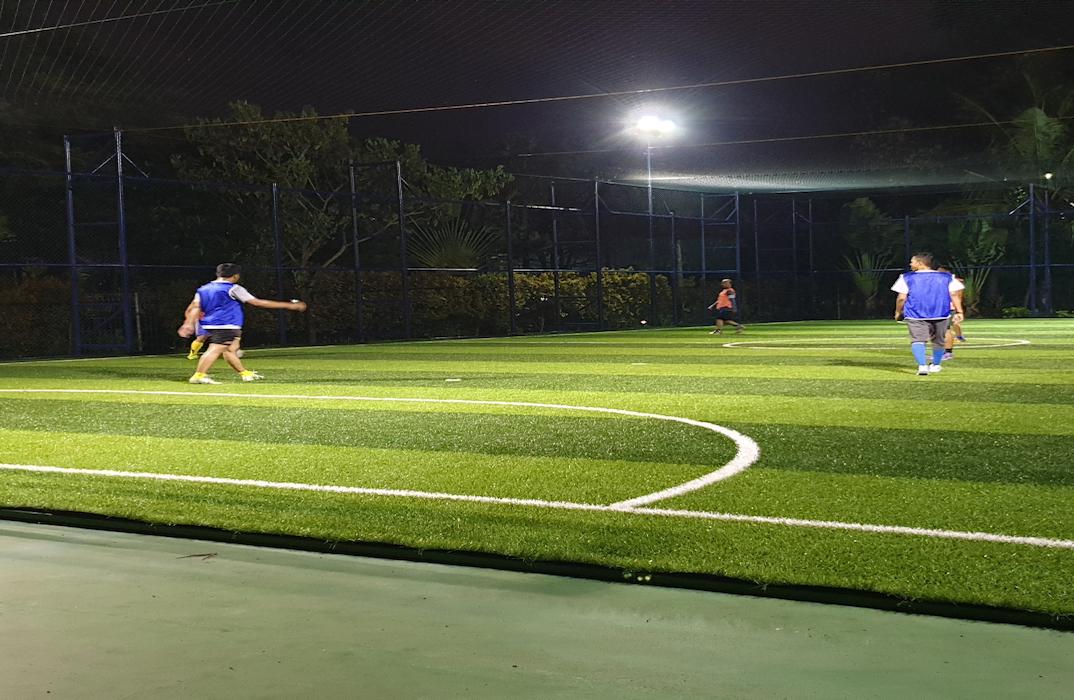 Futsal di Casa Jardin Residence