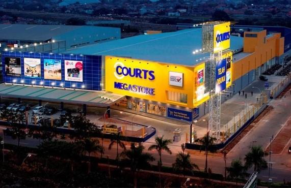 Courts Mega Store