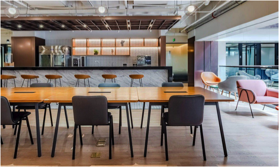 Norrington Suites Community - Driven Facilities Co-working Space