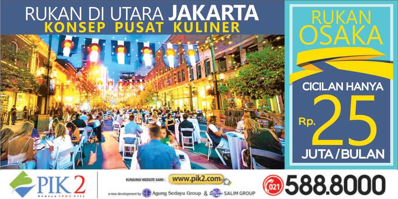 Pik2 - Iklan
