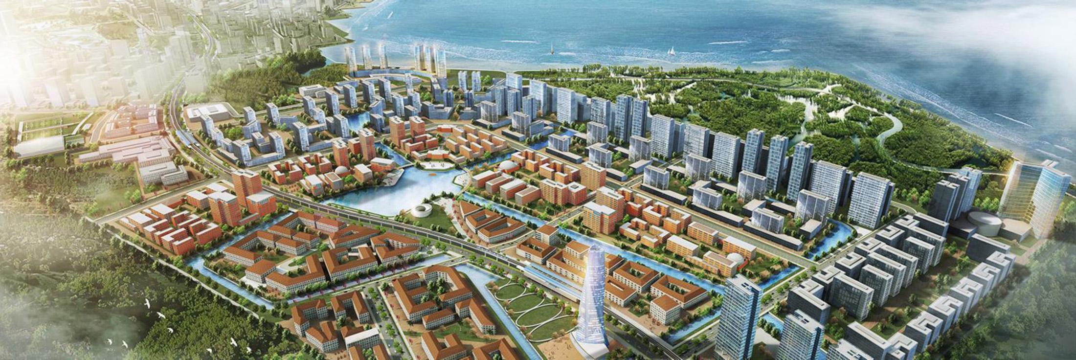 Pik2 Facilities - Edu City