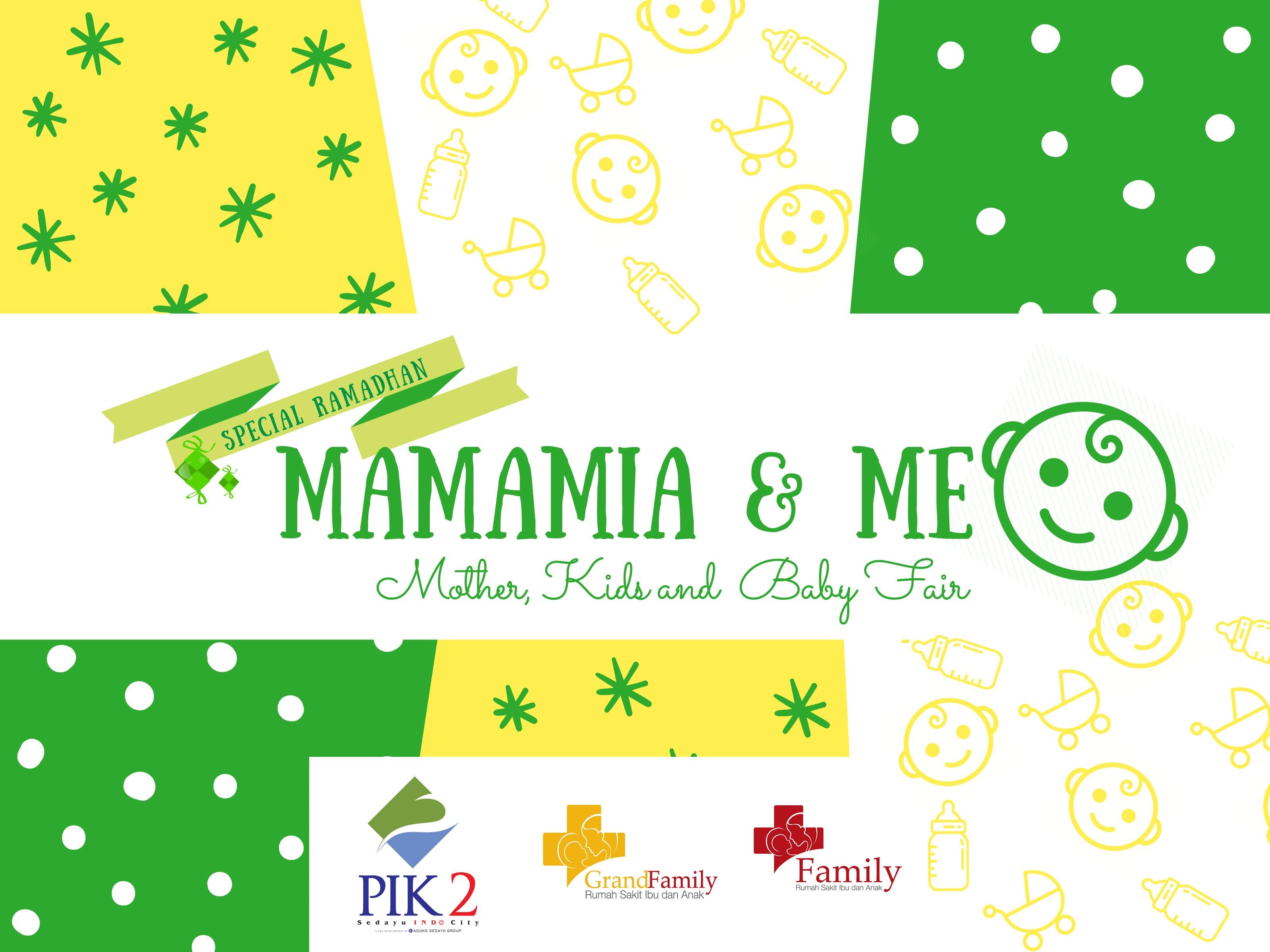 Pik2 Acara - Keseruan Acara Mamamia and Me Vol 2