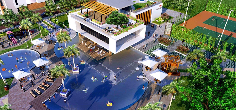 Pik2 - Cluster Miami