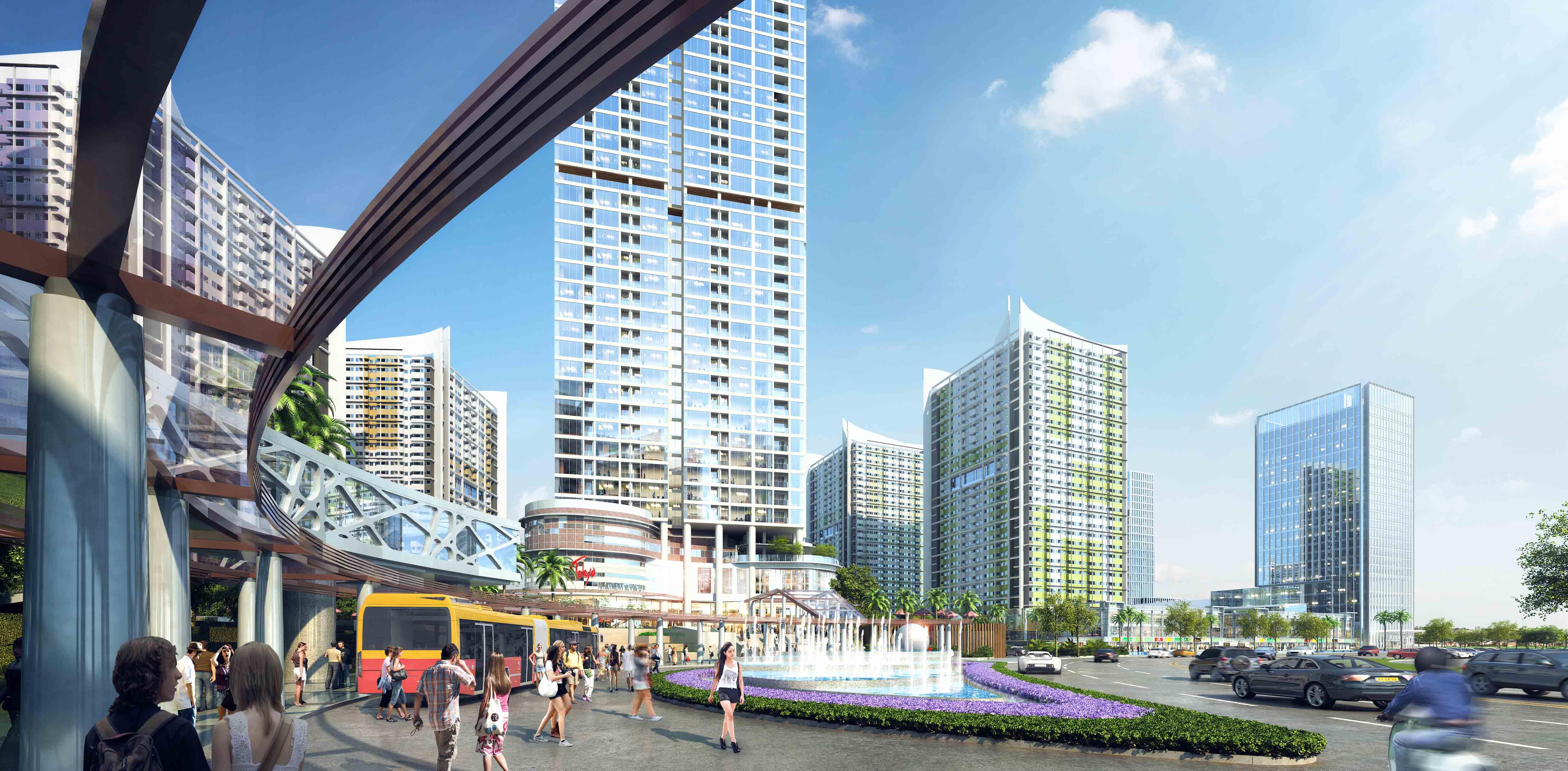 Pik2 - Tokyo Riverside
