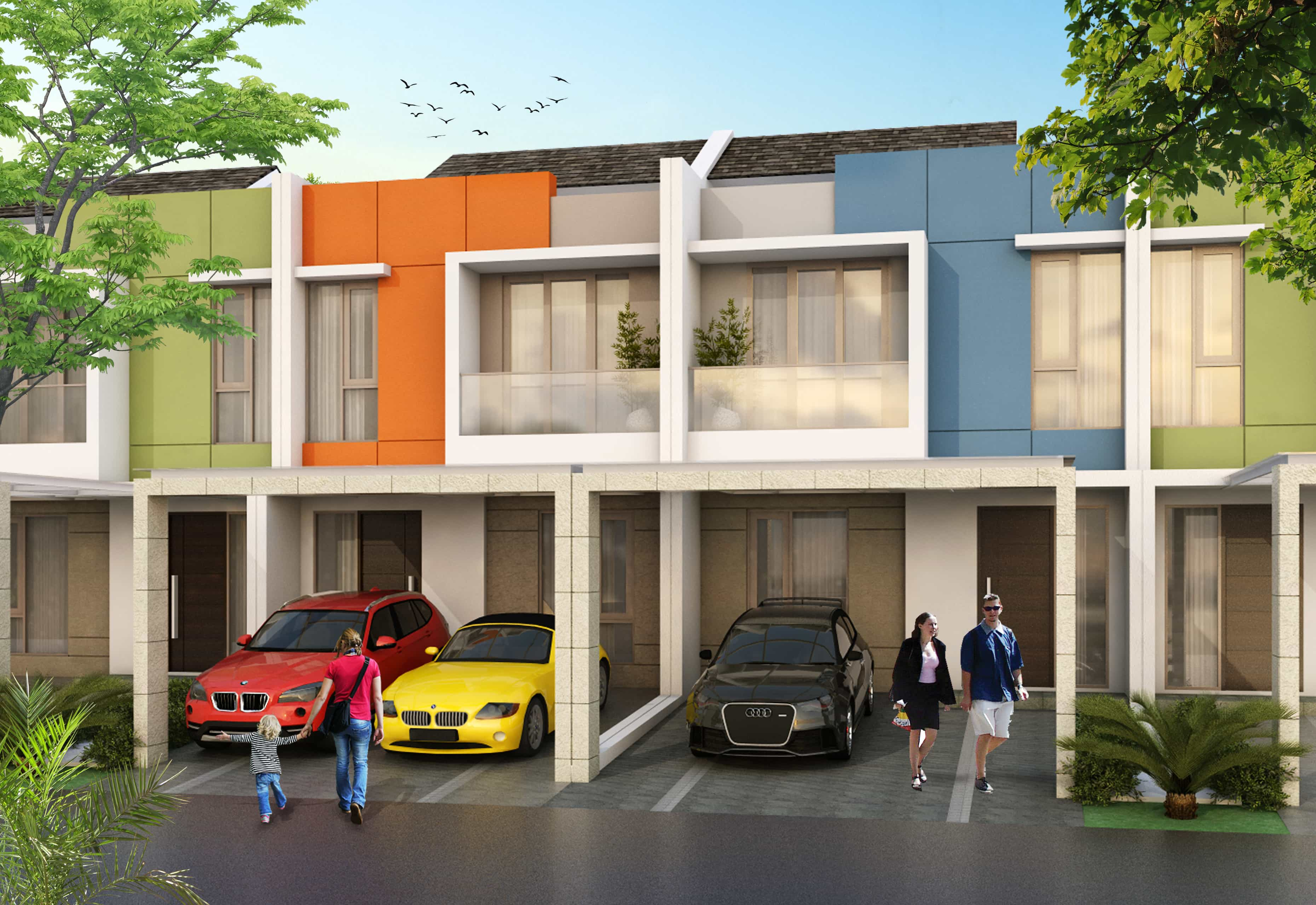 Pik2 - Residential Tahap 1