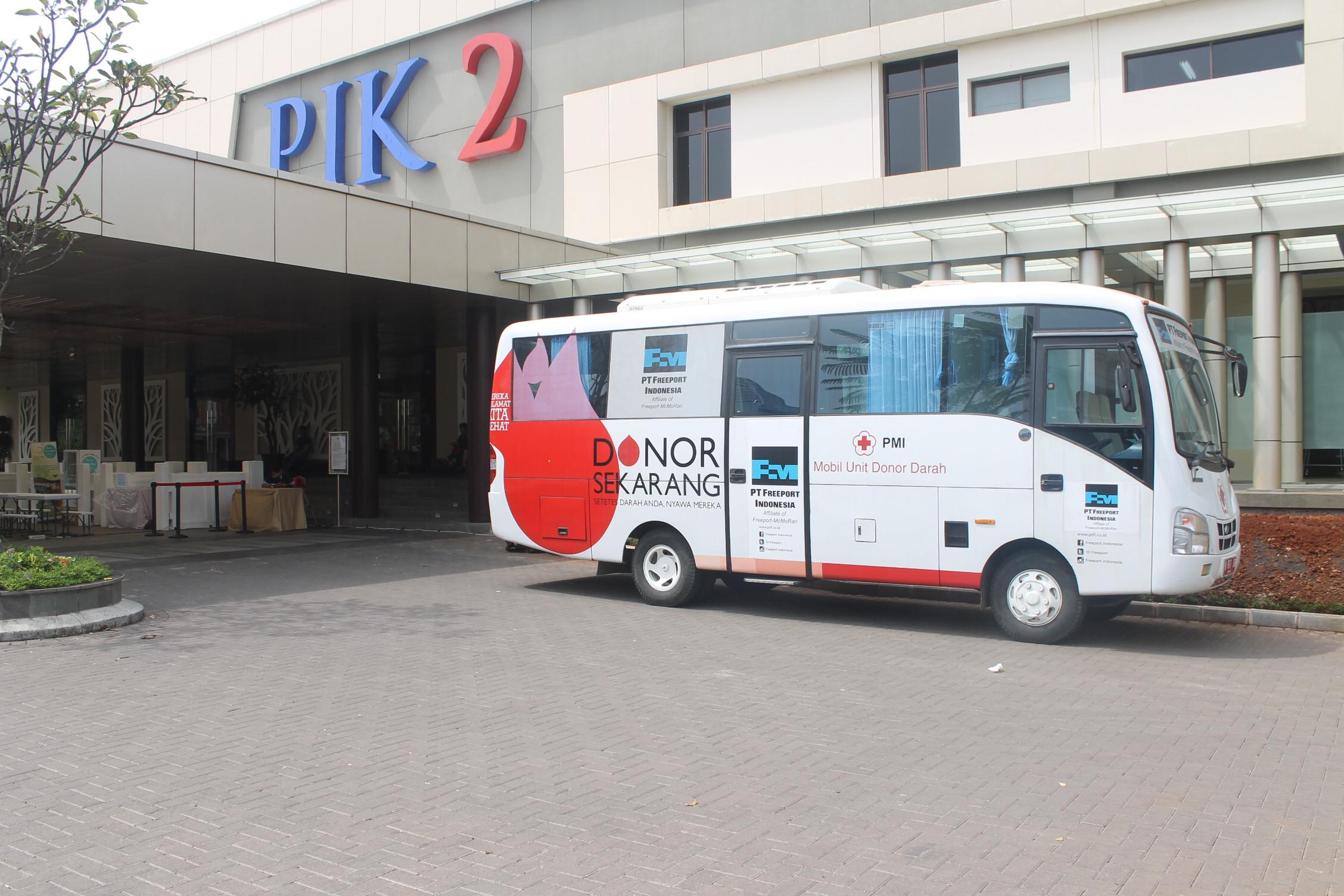 Pik2 Acara - PIK 2 Gelar Acara Donor Darah