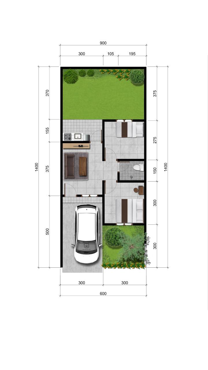 Siteplan Type A