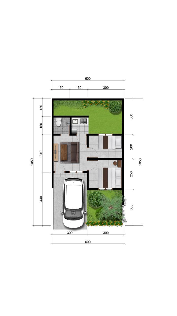 Siteplan Type C