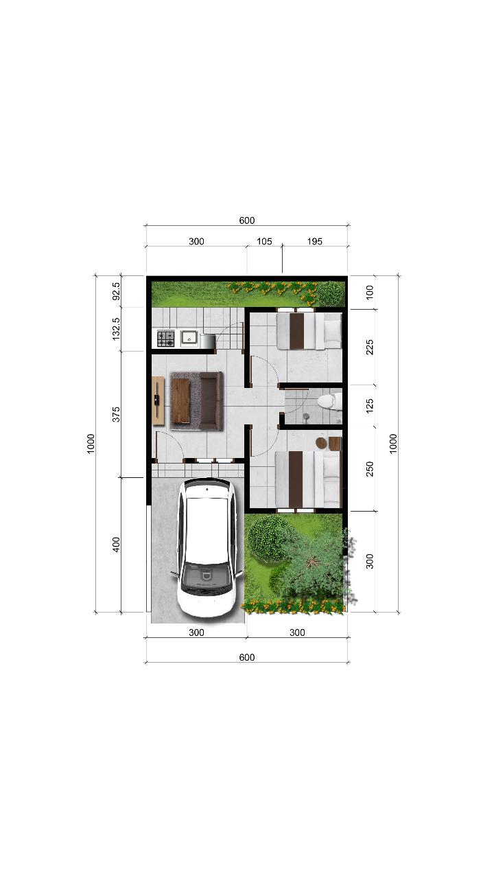 Siteplan Type D