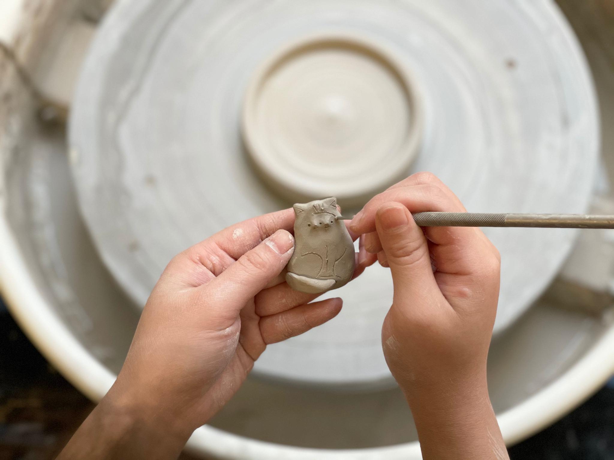 2021情人節 情人節工作坊 workshop 體驗活動 情侶活動 手工 陶瓷 陶藝