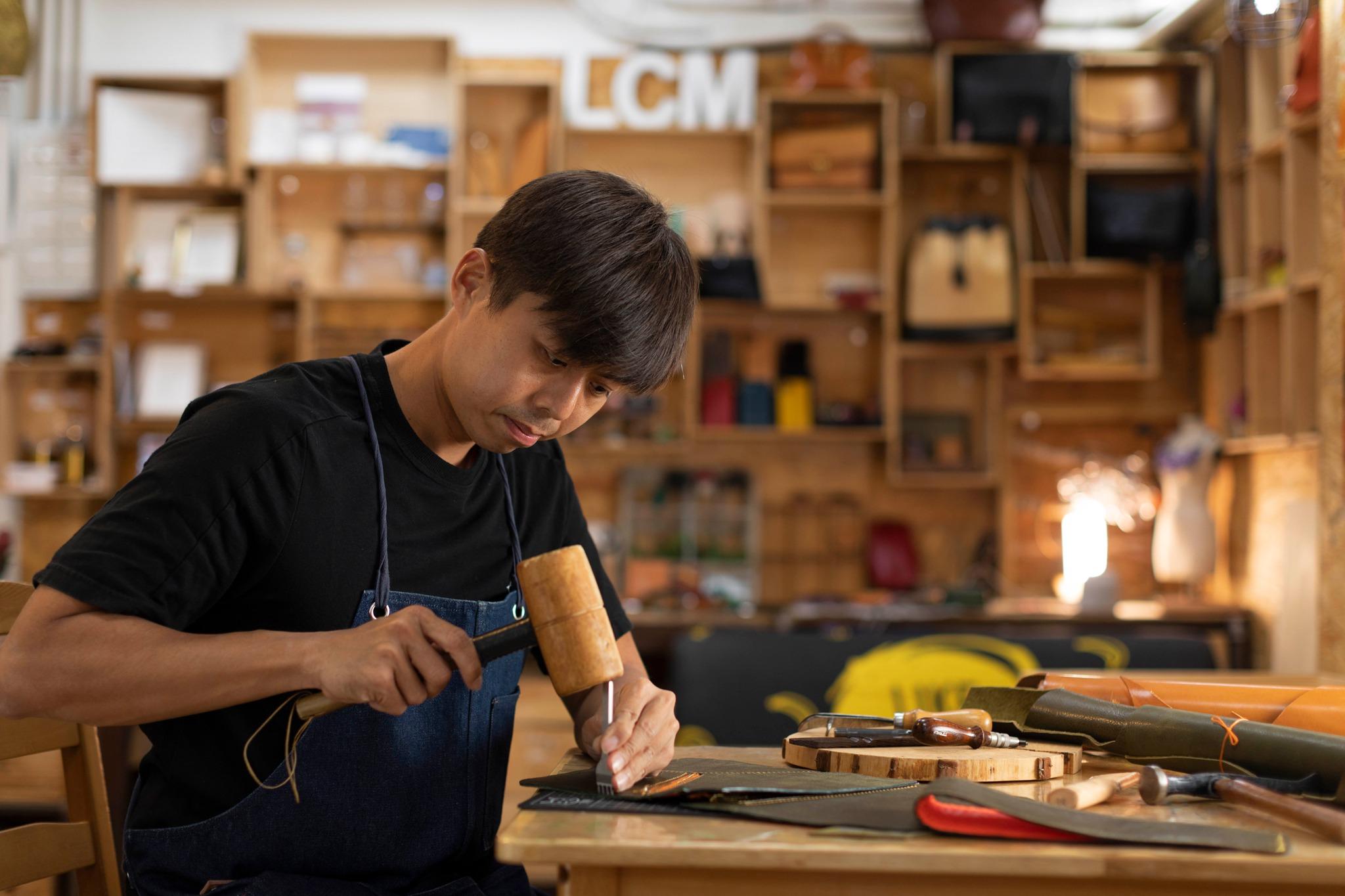 2021情人節 情人節工作坊 workshop 體驗活動 情侶活動 手工 皮革