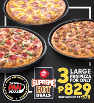 pizza hut promo deals 2019