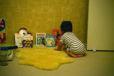 培養閱讀習慣的必備品-兒童書櫃