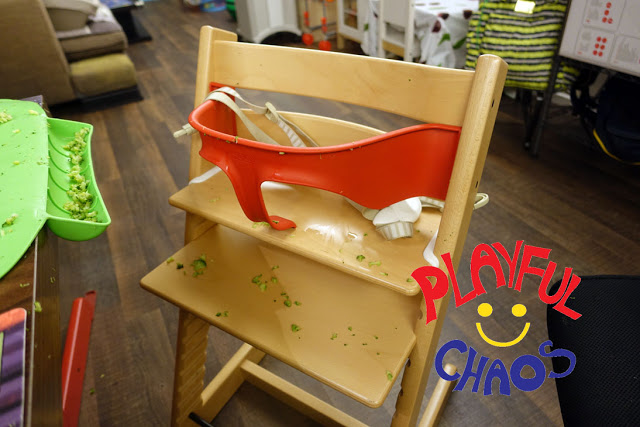 BLW high chair
