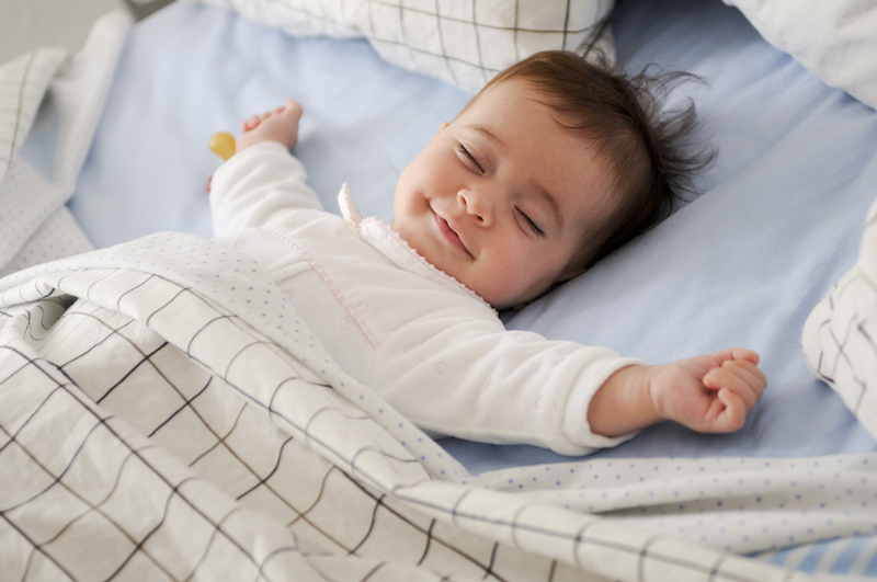 培養孩子獨自入睡的5大秘技