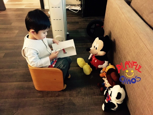 愛「書」不會輸 ~ 培養孩子的閱讀習慣