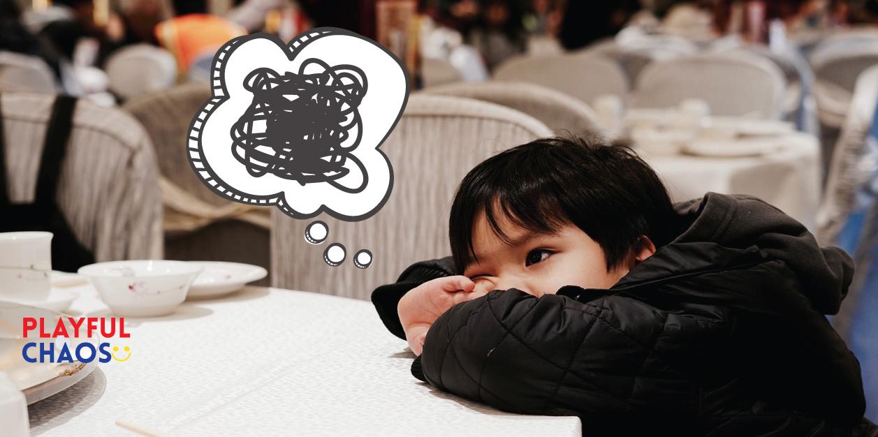 把握機會去觀察「悶」的孩子,發現他們的真正需求