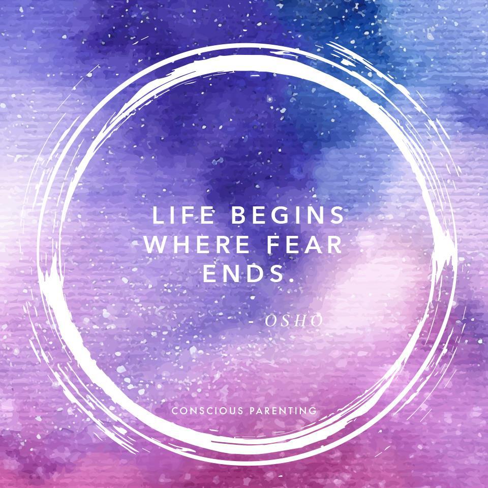 自我探索練習#2 – 以愛取代恐懼來回應