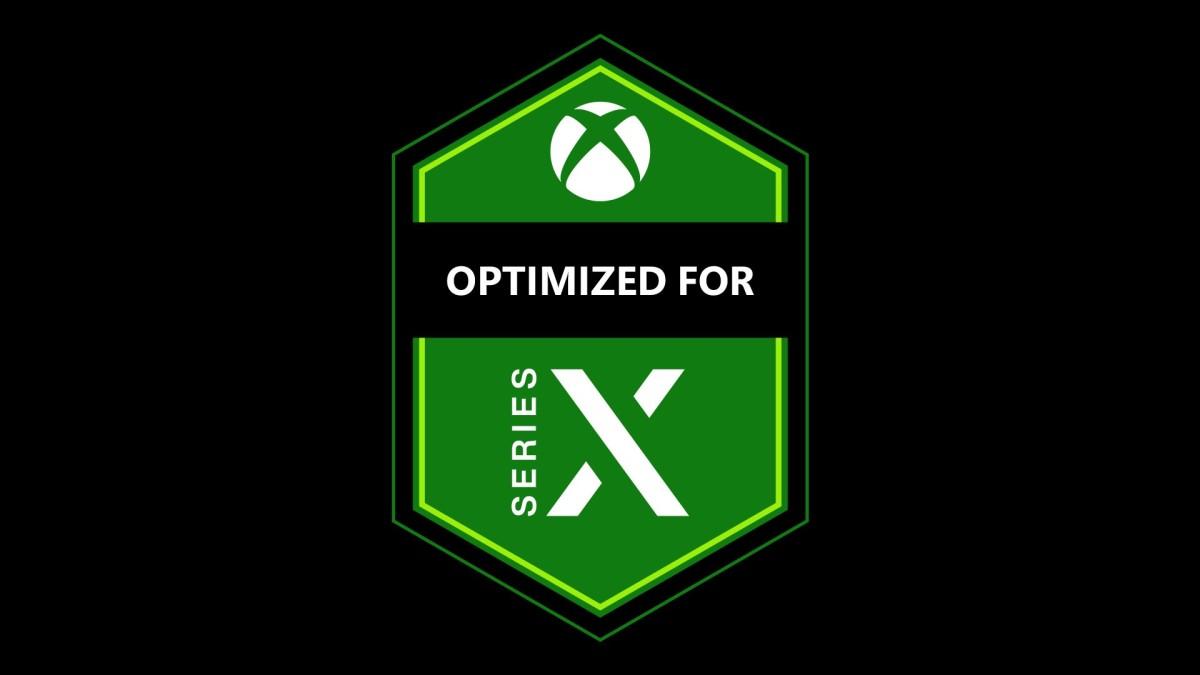 日後印有「Optimized for Xbox Series X」圖案的遊戲,代表它可以 4K@120fps 運行