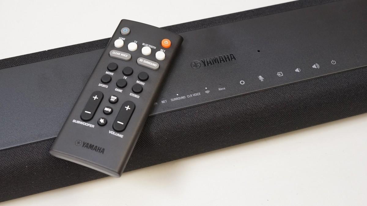 除串流音樂外,遙控器已可作大部分操控功能。